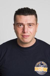 Ahmet Sahin - Krav Maga instructeur Amsterdam