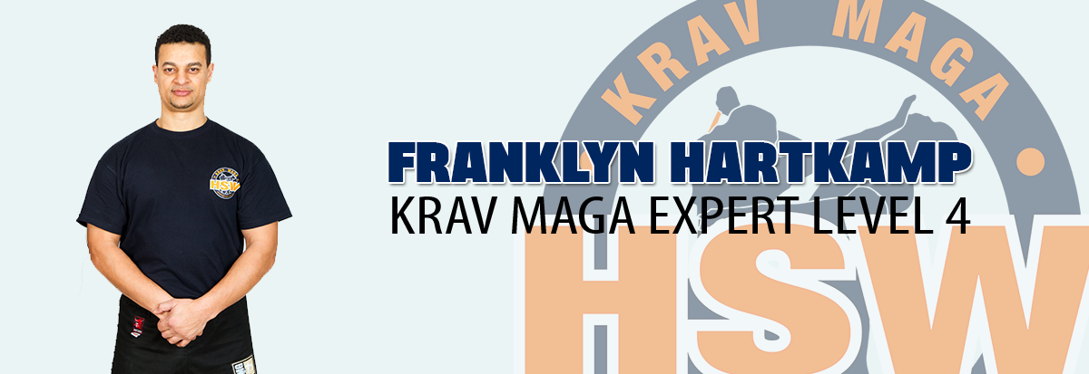 Franklyn Hartkamp - Krav Maga Expert Level 4